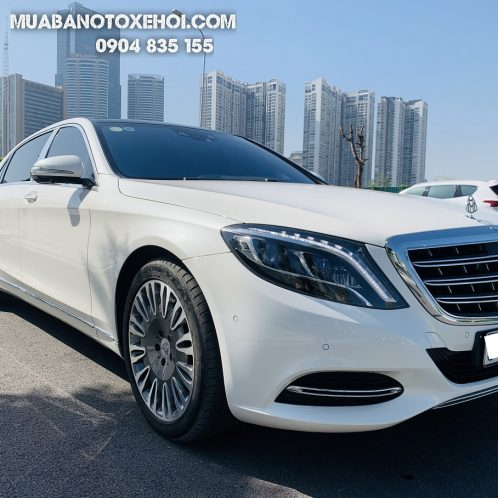 Mercedes maybach s400 2016